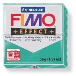Fimo Effect 504 Vert Translucide - 56 gr