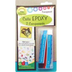 Colle Epoxy pour pâte Fimo