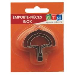 3 emporte-pièces Parapluies métalliques pour fimo
