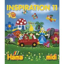 Livre perles à repasser Hama Midi - Inspiration 11