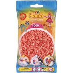 Sachet 1000 Perles Hama Midi - Rouge pastel