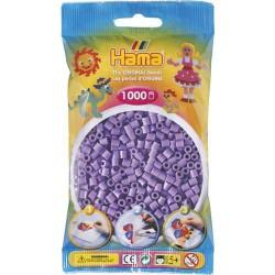 Sachet 1000 Perles Hama Midi - Violet pastel