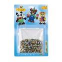 Kit perles à repasser Hama Mini - Oursons