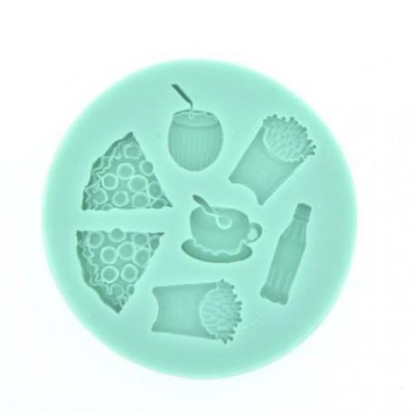 Moule silicone Nourriture