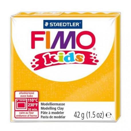 Fimo Kids Or pailleté 112 - 42 gr