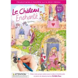 Décalcomanies Le Château enchanté