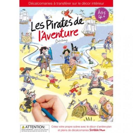 Décalcomanies Les Pirates de l'Aventures