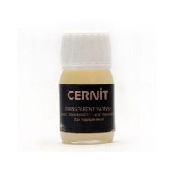 Vernis mat à l'eau pour Cernit - 30 ml