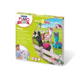 Kit Fimo Kids Poneys