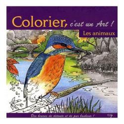 Colorier c'est un Art ! - Les Animaux