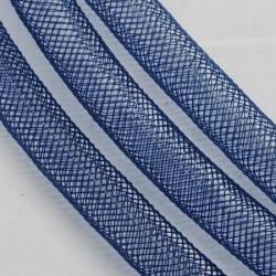 Résille tubulaire Bleue, 10 mm ø - au mètre