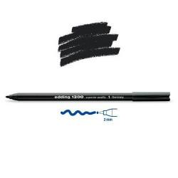 Feutre coloriage Noir pointe 2 mm