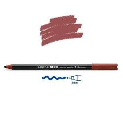 Feutre coloriage Brun pointe 2 mm