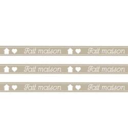 Masking Tape Fait Maison - 10 mm x 10 m