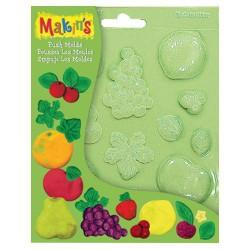 Moule Fruits push mold