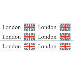 Masking London - 15 mm x 10 m