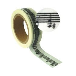 Zoom masking tape musique