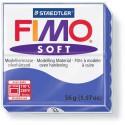 Fimo Soft Bleu Brillant 33 - 57 gr