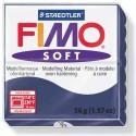 Fimo Soft Bleu Foncé 35 - 57 gr