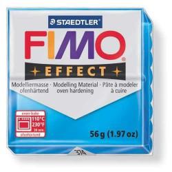 Fimo Effect 374 Bleu Translucide - 57 gr