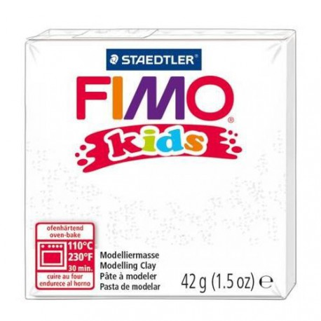 Fimo Kids Blanc 0 - 42 gr
