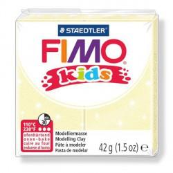 Fimo Kids Jaune perlé 106 - 42 gr
