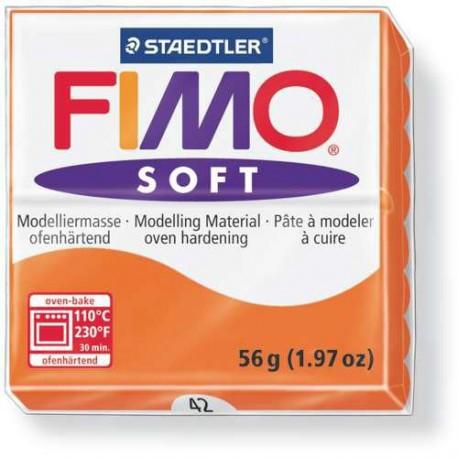 Fimo Soft Mandarine 42 - 57 gr
