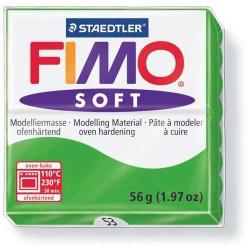 Fimo Soft Vert Tropique 53 - 57 gr
