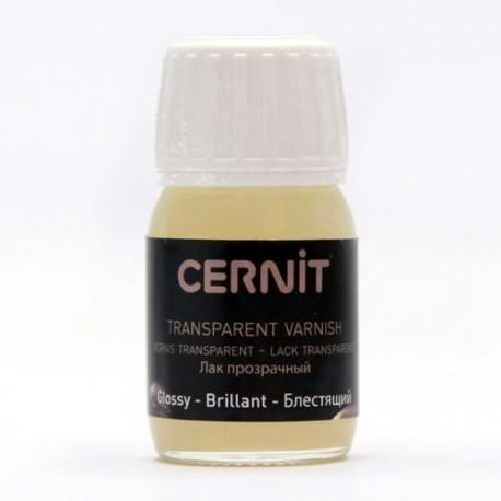 Vernis brillant à l'eau pour Cernit - 30 ml