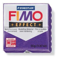 Fimo Effect 602 Lilas Métallique - 57 gr