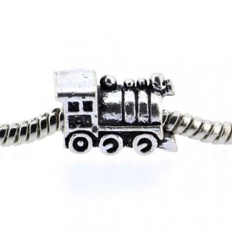 Métal Locomotive style Pandora - à l'unité