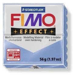 Fimo Effect 386 Bleu Agathe - 57 gr