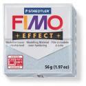 Fimo Effect 812 Argent Pailleté - 57 gr