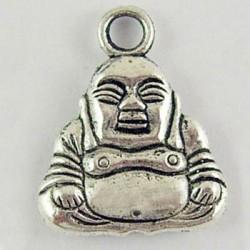 Pendentif breloque en métal Bouddha