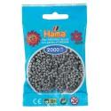 Sachet 2000 Perles Hama Mini - Gris