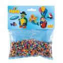 Sachet 7500 Perles Hama Mini - Assortiment 48 couleurs