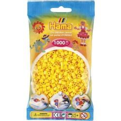 Sachet 1000 Perles Hama Midi - Jaune