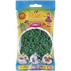 Sachet 1000 Perles Hama Midi - Vert