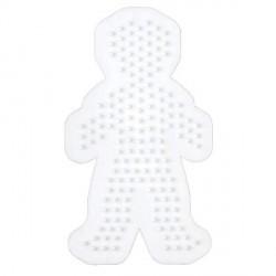 Plaque perles à repasser Hama Midi - Garçon Grand modèle