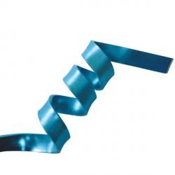 Fil aluminium plat 5 mm, sachet de 4 m, Bleu