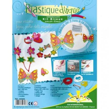 Kit Plastique fou Les Bijoux
