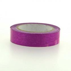 Glitter Tape Fuchsia - 15 mm x 4 m
