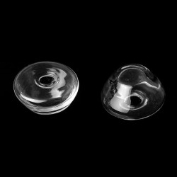 Globe en verre - toupie