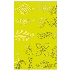 Plaque de texture Arabesque 20 x 13 cm