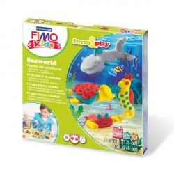 Kit Fimo Kids Monde marin