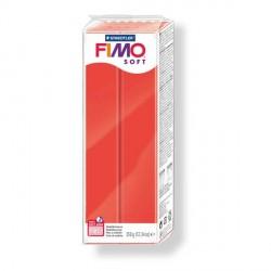 Fimo Soft Rouge Indien 24 - 350 gr