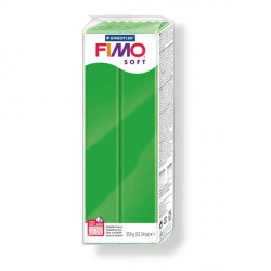 Fimo Soft Vert Tropique 53 - 350 gr