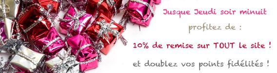 Promotion 10%
