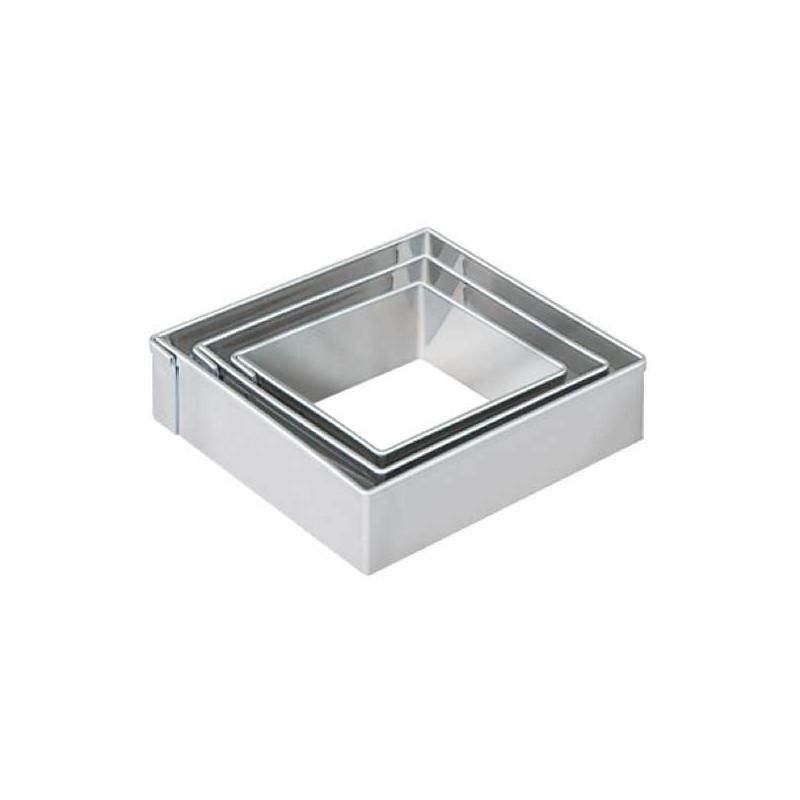 3 emporte pi ces diamant m talliques pour pate polym re. Black Bedroom Furniture Sets. Home Design Ideas
