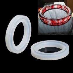 Moule silicone pour résine Bracelet 8,4 cm